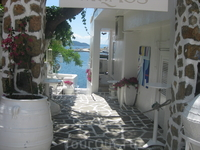 Сказочные греческие улочки