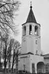 Улица Федоровский ручей. Церковь Федора Стратилата на Ручью.1360-1361 гг