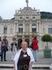 Дворец Линдерхоф,если сравнивать с замками   Нойшванштайн и Хэрренкимзее-небольшая королевская вилла.Фотографировать внутри замка  не разрешалось.Но потрясение ...