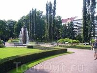Парк Себелиуса