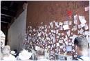 стена с признаниями в любви...есть и на русском языке