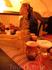"""обед. Ресторан """"Мирский замок"""" расположен в подвале в одном из флигелей"""