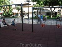 Торремолинос. Детская площадка