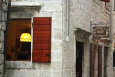 Kotor Stari Grad. Это хостел, где я нашла wi-fi