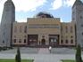 Грозный. В национальном музее в честь 1 мая было бесплатное посещение музея.