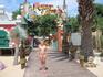 Это развлекательный городок для детей в акваландии, там показывают представления, можно полазить по батутам, прокатиться на машинках