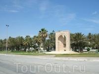 парк, памятник