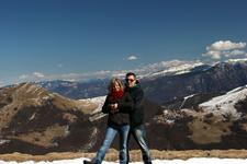 Восхождение на Монте Бальдо