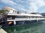 Из Са Калобры до Порта Сойер мы плыли на этом корабле.