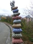 Киев, прогулка по парку a-la Guel