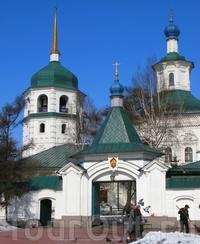 Знаменский монастырь (Иркутск)