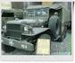 Уникальный в своём роде компактный трёхосный американский армейский грузовик с колёсной формулой 6х6. Dodge WC-63 (США) - оснащённый лебёдкой, вариант ...
