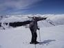 Самая высокая точка Гранд Валиры.