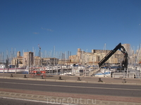 Марсель. Старый порт.