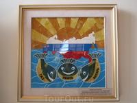 великолепная работа в музее янтаря Янтарного комбината