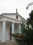 церковь покрова Богородицы - первый православный храм на Тамани, построенный казаками