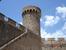 Крепость Тоссы, причем можно подняться и пройтись по крепостной стене!