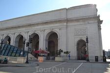 Вокзал в Вашингтоне