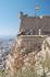 Старый форт в Аликанте.
