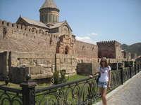Древняя столица Грузии-Мцхета!
