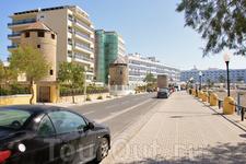 Курортная зона города Родос