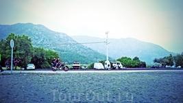 Дорога через которую проходит туристический маршрут - Lycian Way (Ликийская тропа) около 510км. - это моя вторая новая мечта))