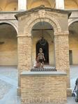 Старинный колодец в крепости Терра-дель-Соле