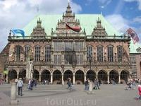 Ратуша на рыночной площади