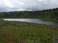 Озеро Манское. Восточный Саян. Из этого озера берет свое начало самая культовая река Красноярского края р. Мана