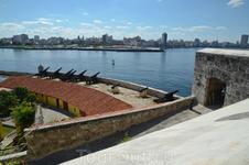 Крепость Кастильо Эль-Морро...вид на Гавану