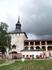 Кирилло-Белозерский монастырь. стены нового города и Казанская башня