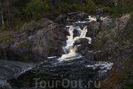Река Тохмайоки богата порогам