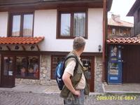Улочка,где находился наш отель