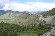 горный перевал Чикетаман