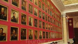 А это тот самый зал о котором писал Пушкин