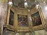 Придел Лонгина Сотника. Посвящён св. мученику Лонгину Сотнику, римскому воину, пронзившему копьём бок распятого Иисуса Христа.