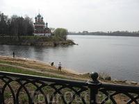 Углич. Вид на Кремль