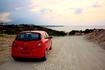 Машинка, которая катала нас на Кипре, не смотря на то, что маленькая никаких жалоб, все очень удобно и качественно.