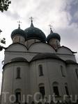 Одна из церквушек города!)) Их в Суздале великое множество.