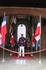 Почетный караул на входе в Пантеон