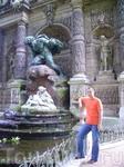 Фонтан Марии Медичи (Люксембургский сад)