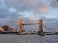 """Тауэрский мост. Вспоминается Земфира и ее """"Мне приснилось небо Лондона"""" ..."""