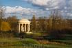 Ротонда в Версальском парке