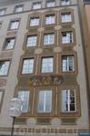Расписные дома Мюнхена