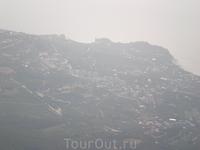 Вид со смотровой площадке Ай-Петри