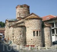 Церковь Св. Иоанна Крестителя в Несебре