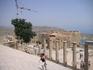 Акрополь.Руины храма Афины