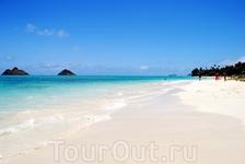 ланикай -лучший пляж в мире
