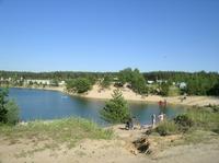 Луховицкие Голубые озера