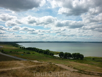 И опять  Плещеево озеро, куда же без него